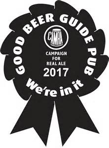 Woodman Pub Good Beer Guide 2017