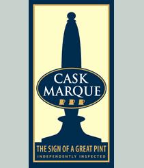 Cask marque The Woodman Pub