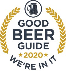 Woodman Pub Good Beer Guide 2020